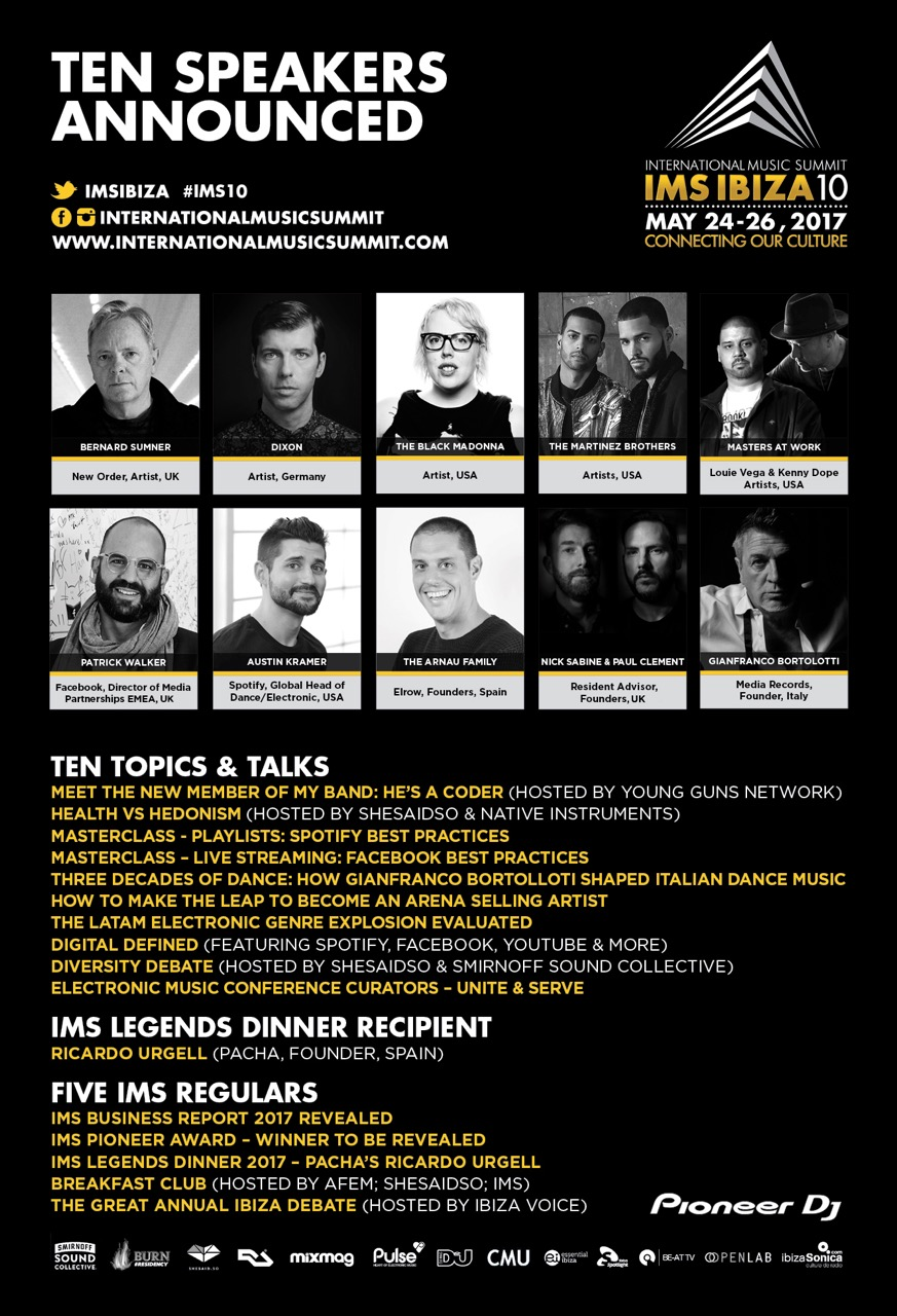 MAY 26, 2017 IMS SPEAKERS FLYER